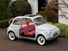 1963 FIAT 500 For Sale  Classic Cars UK