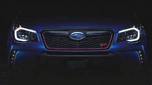 Subaru Forester TS Raids STI Parts Bin Skips Engine