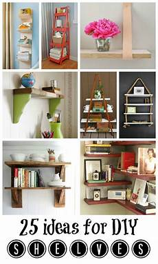 25 great diy shelving ideas construction haven home