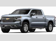 All New 2019 Silverado 1500 Pickup Truck: Full Size Truck