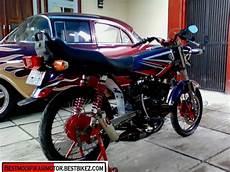 Rx King 2004 Modif by Modifikasi Yamaha Rx King Tahun 2004 Gambar Modifikasi