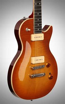 Godin Summit Classic Ct P90 Electric Guitar With Gig Bag