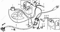 honda express wiring diagram honda motorcycle 1980 oem parts diagram for wire harness battery ignition coil partzilla