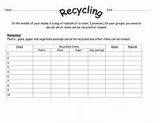 recycling sorting activity by groov e chik teaching