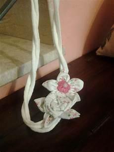 collane con fiori di stoffa con le in pasta di quot mais quot fiori di stoffa per