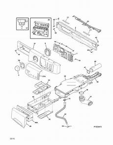 frigidaire washer parts fffs5115pw0 sears
