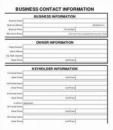 printable business forms clergy coalition
