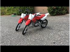 80cc Honda Dirt Bikes!!!   YouTube