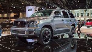 2019 Toyota Sequoia Review Price Rating  Cars