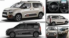 Citroen Berlingo 2019 Pictures Information Specs