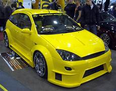 Ford Focus Tuning Tecnologia E