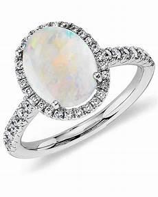 25 unique opal engagement rings martha stewart weddings