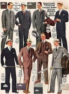 Mens Fashion In The 1920s 195 50er Jahre Mode Herren