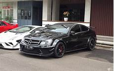 Mercedes C 63 Amg Coup 233 Black Series 29 January