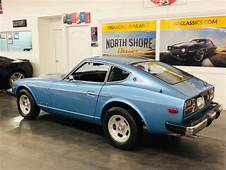Silver Blue Datsun 280Z With 80761 Miles Available Now