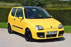 Fiat Seicento Sporting - fiat 2002 seicento 1 1 sporting 3dr car for sale