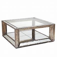 Pascual Coffee Table pascual mirrored coffee table z gallerie