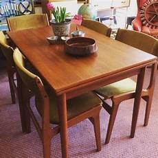 dyrlund teak dining set 1960s 1970s retro mid