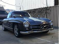 mercedes sl 300 would you drive a mercedes 300 sl gullwing replica based