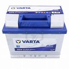 Batterie Varta Blue Dynamic D24 12v 60ah 540a 560 408 054