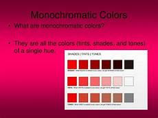 artistic apartments with monochromatic color ppt tints and shades powerpoint presentation id 5236040