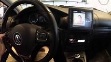 golf 6 mfsw multifunctional steering wheel working on