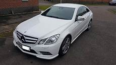 mercedes e220 cdi amg sport 2 1l white 2013 auto