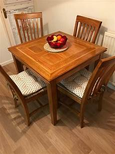 Marks And Spencer Kitchen Furniture Marks And Spencers Solid Oak Table Chairs In Exminster