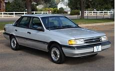 how it works cars 1988 ford tempo instrument cluster 17k miles and awd 1988 ford tempo