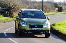 Suzuki Sx4 S Cross Automatic Diesel Due Later This Year