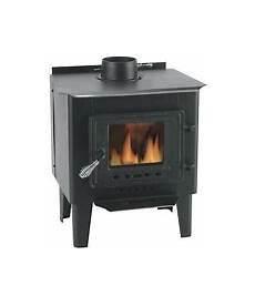 used wood burning stoves ebay