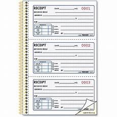 rediform money receipt book 225 sets book walmart com