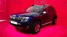 2016 Dacia Duster 4wd Geneva Motor Show 2015