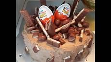 kinder schokolade s 252 223 igkeitentorte schokosahne torte