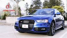 2015 b8 audi s4 review driveopolis youtube
