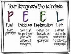 writing tip thursday peel your paragraphs lhs writing