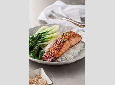 Asian Glazed Salmon   RecipeTin Eats