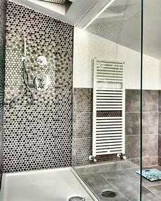 box doccia mosaico doccia aperta con piattodoccia ceramicaglobo modello