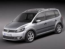 Obj Volkswagen Touran Cross