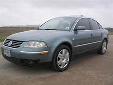3176amg 2003 Vw Passat W8 Motion