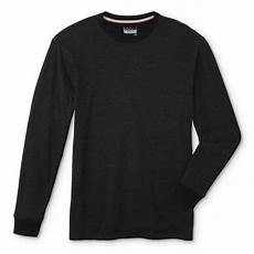 basic editions s sleeve crew neck shirt