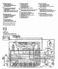 volvo 940 1994 wiring diagrams instrumentation carknowledge
