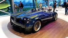Pagani Huayra Roadster Exclusive Epic Launch Day