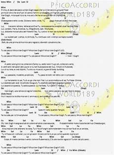 testo mica gogh psicoaccordiworld189 caparezza mica gogh accordi