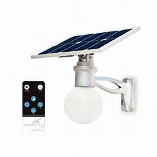 eclairage led exterieur solaire eclairage solaire extrieur intelligent lune 4w 12w sur solairepratique eclairage extrieur