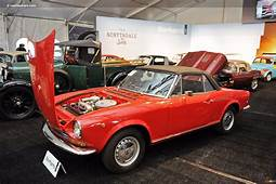 The 1968 To 1985 Fiat 124 Spider – Affordable Way