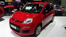 fiat panda pop 2018 2017 fiat panda pop exterior and interior auto show