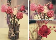 bouquet de fleurs en tissu roses en tissu au nom de la