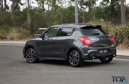2018 Suzuki Swift Sport 4  Top10Cars