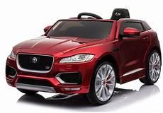 jaguar f pace electric car jaguar f pace electric ride on car painting
